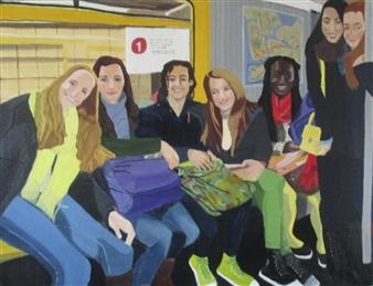 Les Demoiselles du Subway