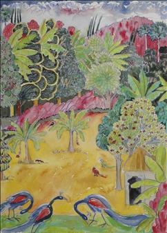 Gardens For Divine Play - Lila I