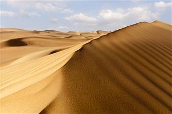 Desert Geometry