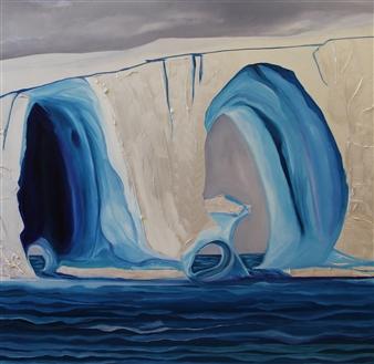Triple Tunnel Iceberg