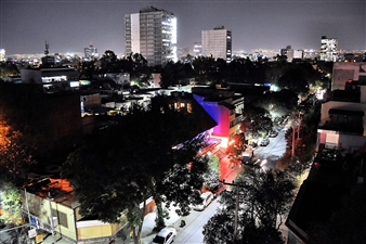 Colima at Night