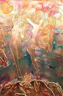 Les Femmes Papillons