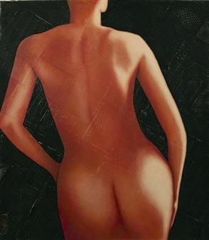 Eisenhower Nude #2