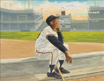A Legend Reflects