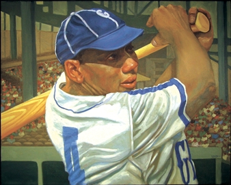Marvel of the Negro Leagues