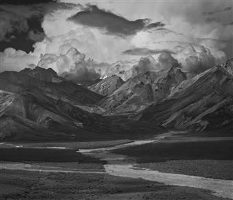 Denali |1 |Mountains |Braided River |Alaska