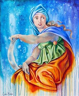 The Delphic Sybil