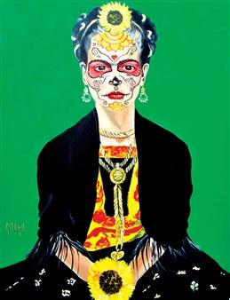 La Catrina, Frida Kahlo I