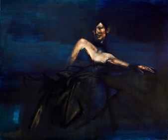 La Femme Bleu