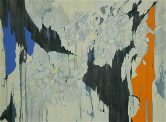 Untitled (Linen) #7