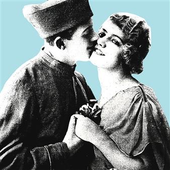 The Kiss (A)