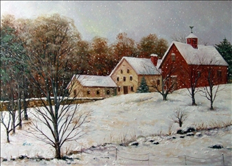 Winter at Home
