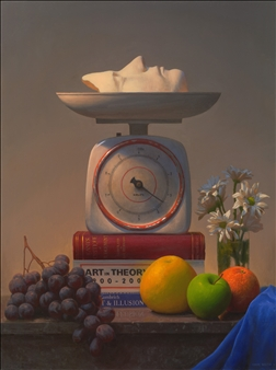 Still Life with Judgement VIII