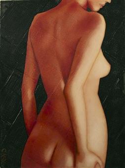 Eisenhower Nude #1