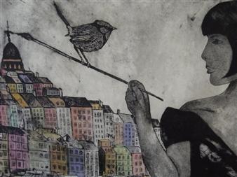 Painting Paris