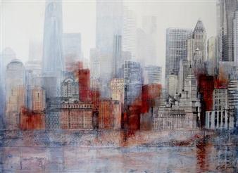 Urban Veils XXIII NY