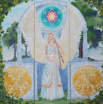 The Celtic Angel