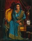 Aristocrat Woman