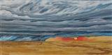 Summers Storm - Manitoba Prairies