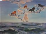 El viento en la isla