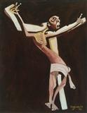 Crucifixion Study 1994