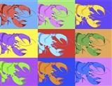 Technicolor Lobsters