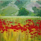 Tiziana Fejzullaj - Poppies