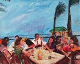 Beach Dining Breeze