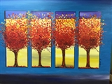 Autumn Burst Forest