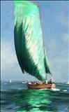 Boat in Green