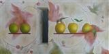 Pommes en Suspens, Grandes arabesques 1