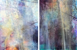 Dawing of the Age Diptych #1A & #1B