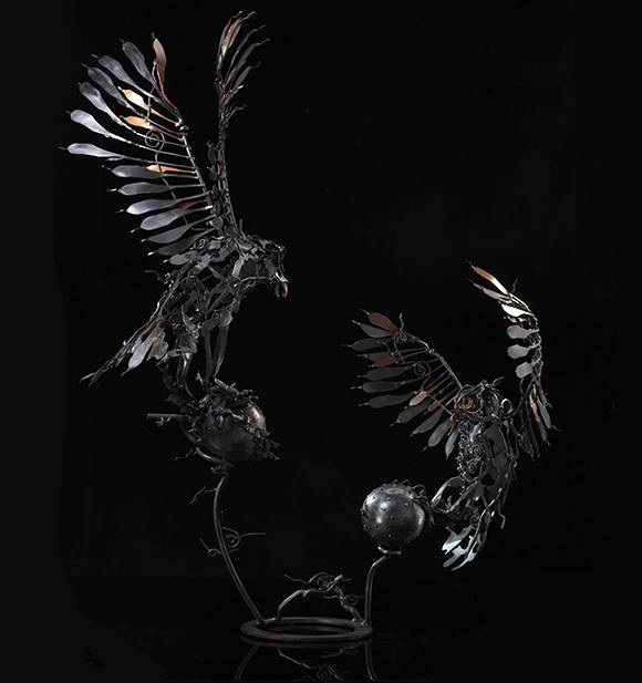 the symbolism of consciousness feelings and sensation in the sculpture the physical impossibility of Everything about spiritual life this is a small example of our feeling towards beauty where is the meaning of consciousness.
