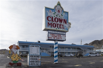 The Clown - Tonopah, Nevada.
