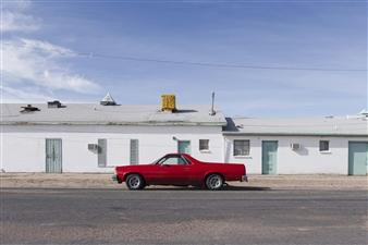 """Holbrook, Az. Digital Photography 23.5"""" x 35.5"""""""