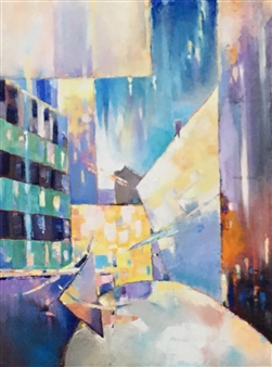 Love in the NY City