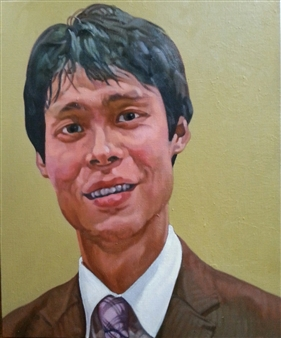 Hiroki  (Youth in Brown Suit)