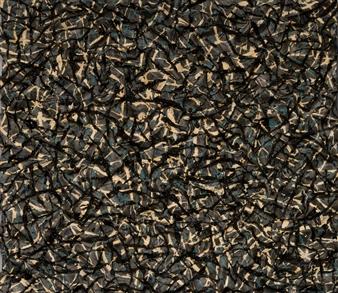 "Strength Oil on Linen on Wood 29"" x 33"""