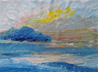 Seaside. Evening No.523