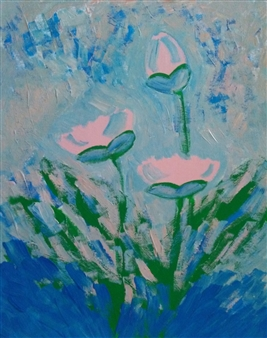 Flowers. Evening No.12-2