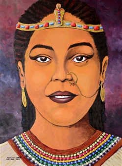 Nubian Queen 006
