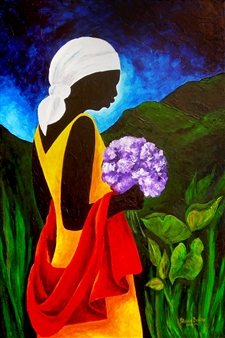 Flowers for Mamiche