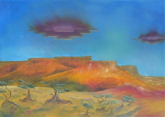 Native Sunset