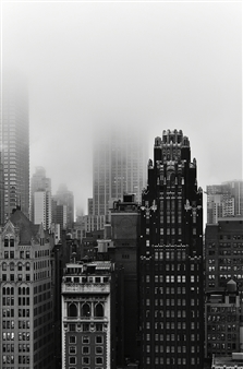 NYC The Fog