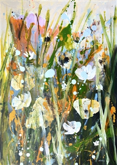 Grasses and Flowers