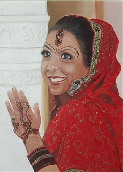 The Hindu Bride