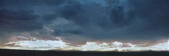 """Belen Storm Archival Pigment Print 36"""" x 96"""""""