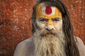 "Sudhu Man 1 Archival Pigment Print 30"" x 40"""