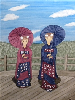 Japanese Geisha