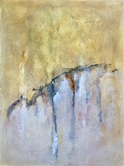 """Forgotten Bridges Acrylic on Canvas 40"""" x 30"""""""